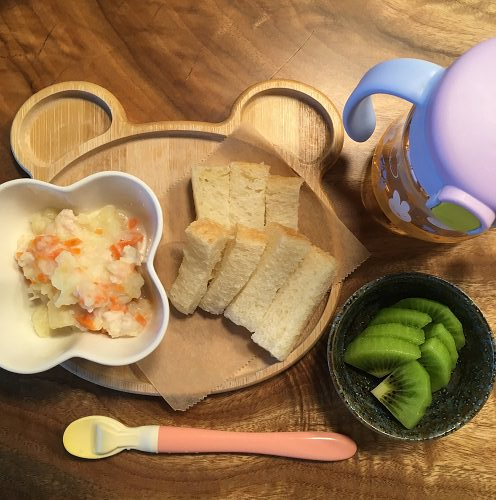【離乳食後期】9ヶ月の赤ちゃんの1週間分のリアルな献立を公開!
