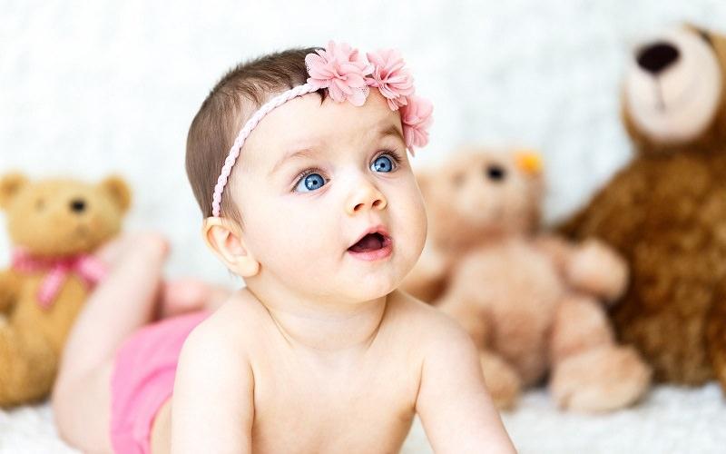 【体験談】髪の毛の薄い赤ちゃんはいつから結べるようになる?